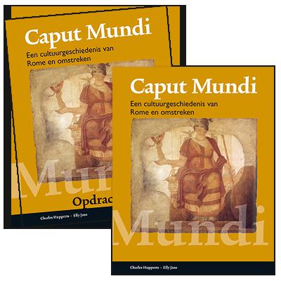 Caput Mundi - Een cultuurgeschiedenis van Rome en omstreken