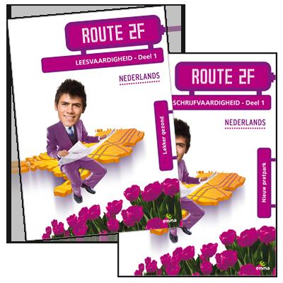 Nederlands (v)mbo - Route 2F