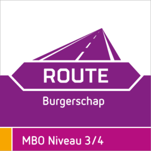Route Burgerschap niv. 3/4