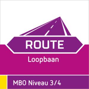 Route Loopbaan niv. 3/4