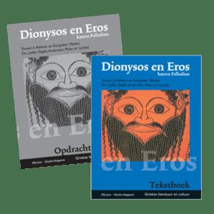 Dionyssos en Eros tekstboek en opdrachtenboek