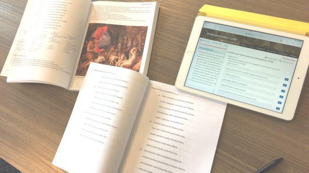 examenbundels grieks latijn 2019 katern en online