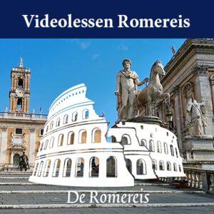Videolessen Romereis